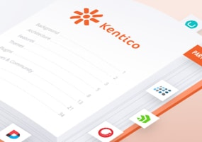 Why it is easy to sell Kentico